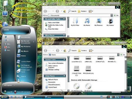 Windows Crystal XP 2008 1n5v5911