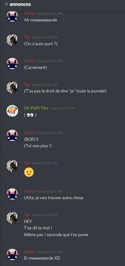 Les Perles de la Chatbox / du Discord - Page 5 Autopu10