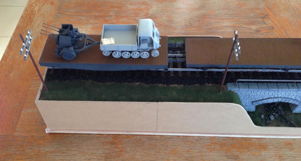 Convoi ferroviaire Tigre 2 P110