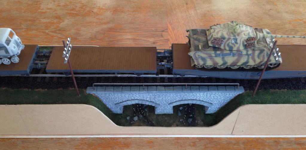 Convoi ferroviaire Tigre 2 P210