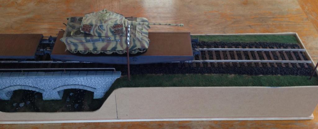 Convoi ferroviaire Tigre 2 P410