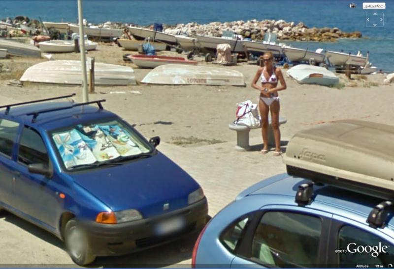STREET VIEW : SEXY Bikini10