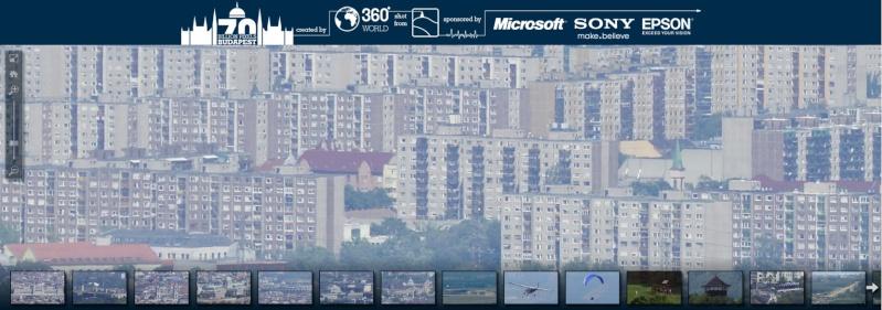 """La plus grande """"image"""" du monde : Budapest à 360°, 70 milliards de pixels Budap10"""