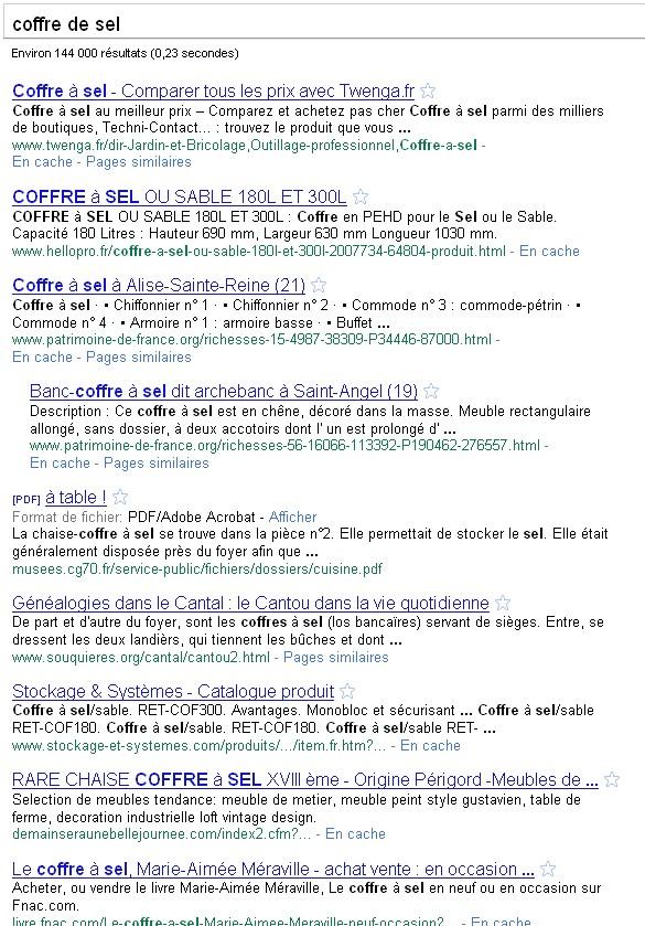 Lieux Mythiques France 1 à 43 (Janvier 2010/Novembre 2011) - Page 30 Coffre10