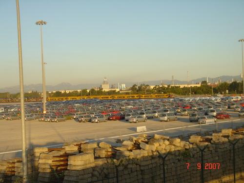 """plateforme d'import export automobile de """" Las Pinedes"""" à Tarragone, Espagne [Défi trouvé] - Page 2 Tarrag12"""