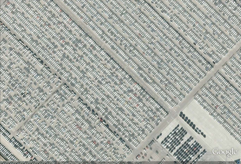 """plateforme d'import export automobile de """" Las Pinedes"""" à Tarragone, Espagne [Défi trouvé] Tebeze10"""