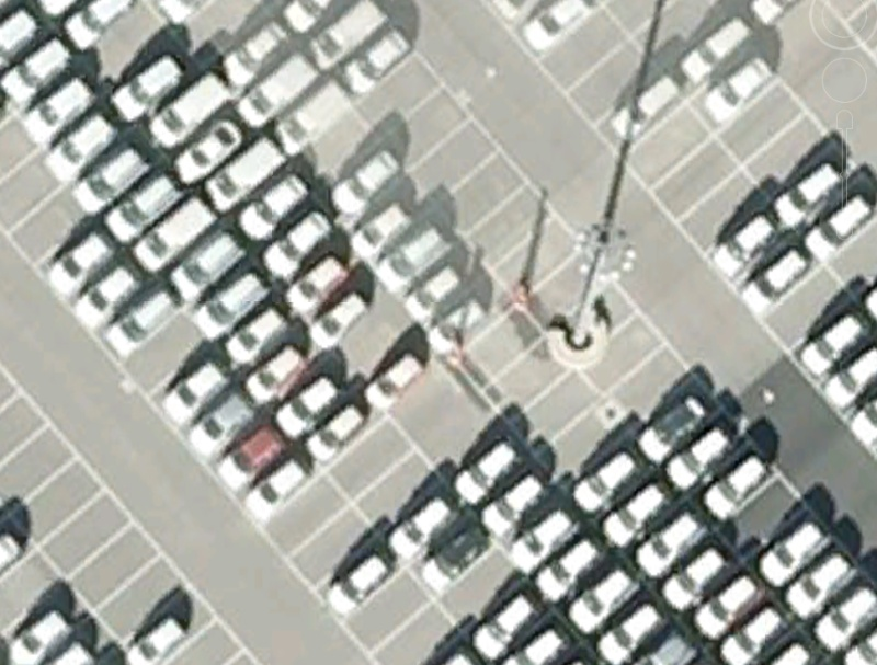 """plateforme d'import export automobile de """" Las Pinedes"""" à Tarragone, Espagne [Défi trouvé] Tebeze11"""