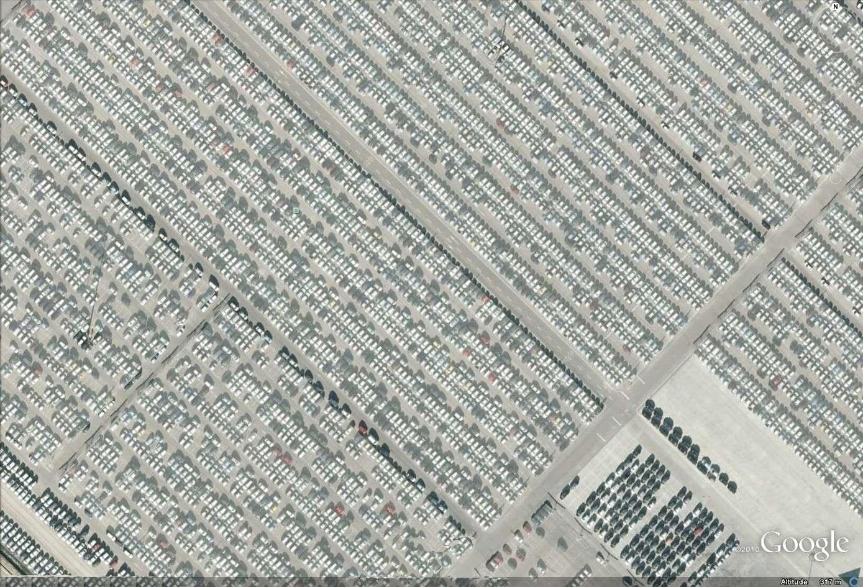 """plateforme d'import export automobile de """" Las Pinedes"""" à Tarragone, Espagne [Défi trouvé] Tebeze13"""