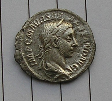 denier romain P1010232
