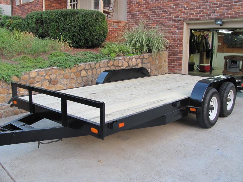 16 ft car hauler in chattanooga 00210