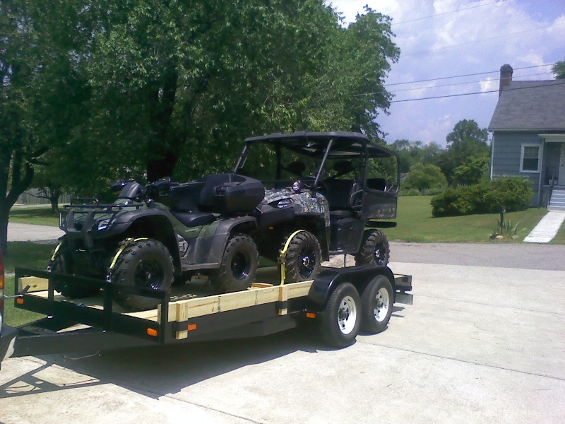 16 ft car hauler in chattanooga New_tr10