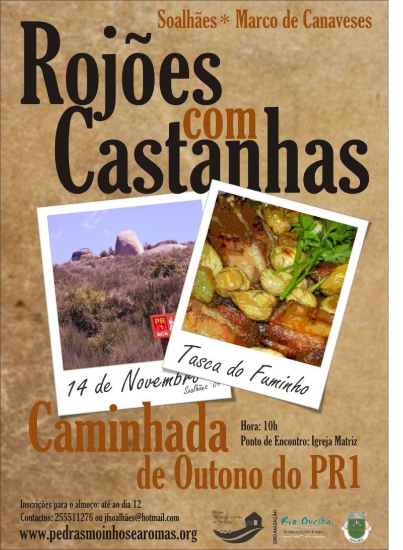 Associação dos Amigos do Rio Ovelha - Rojões com Castanhas na Caminhada de Outono - 14/11/2010 Rojoes10