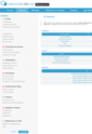 Panneau d'Administration >> GENERAL >> Messages >> Annonces Screen10