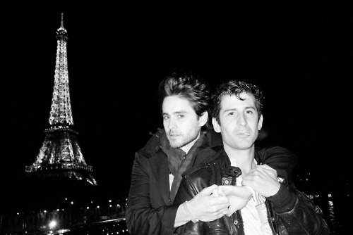 [PHOTOSHOOT] Jared Leto by Terry Richardson - Page 6 Tumblr12