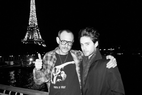 [PHOTOSHOOT] Jared Leto by Terry Richardson - Page 6 Tumblr13