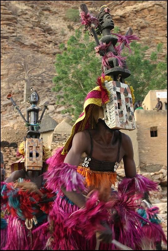 2010 Le pays Dogon en Acadiane 4x4   Mali-p64