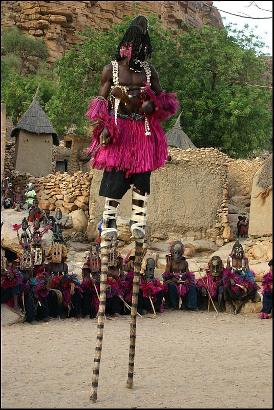 2010 Le pays Dogon en Acadiane 4x4   Mali-p66