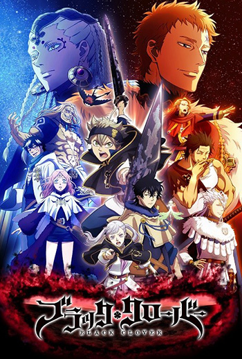 Post Oficial - Black Clover Black-10
