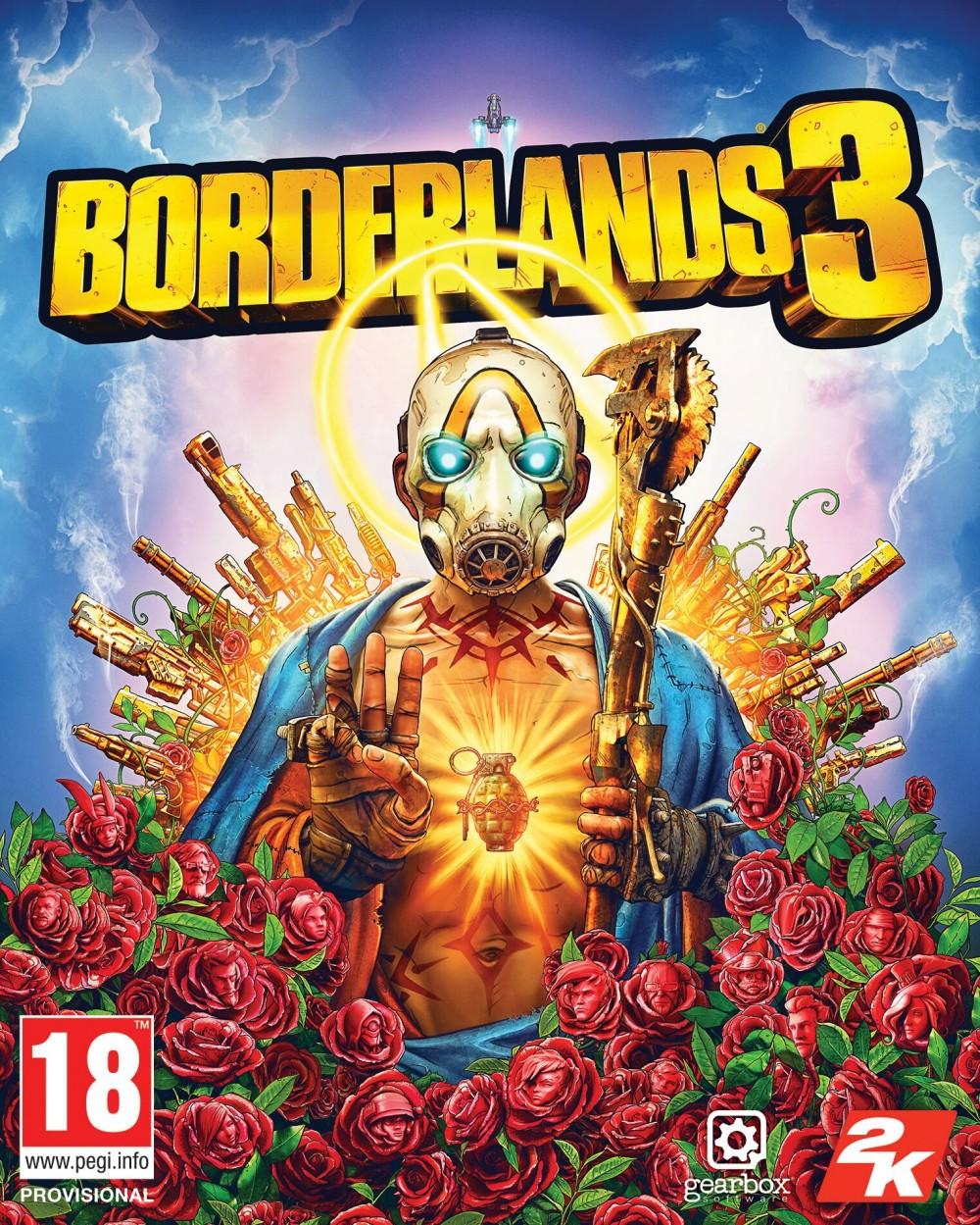 Post -- Borderlands 3 -- Vuelve a ser un Cabronazo el 13 de Septiembre Border10