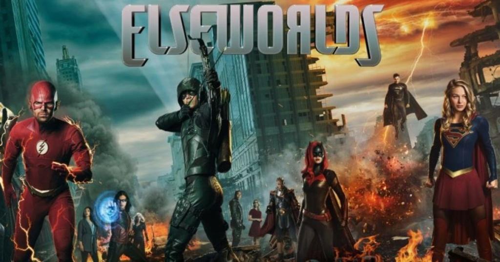 Post -- Elseworlds -- Crossoover 2018 Arrowverso -- 10 de Diciembre Elsewo10