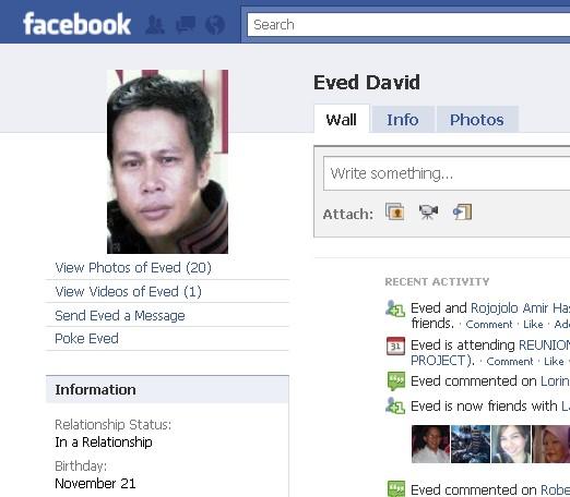 Orang NUNTUNAN di facebook - Page 2 617