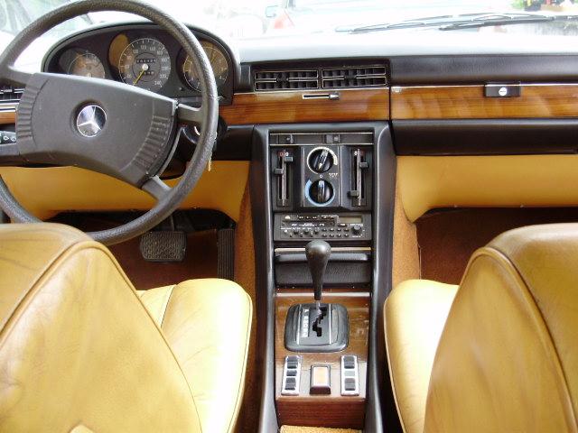 a vendre 450 SE W116 P5150027