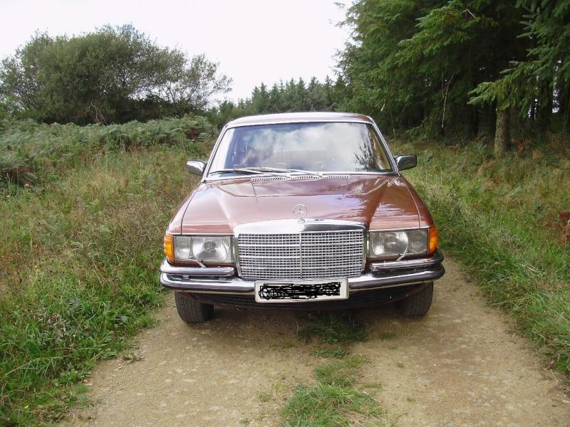 a vendre 450 SE W116 P9120034