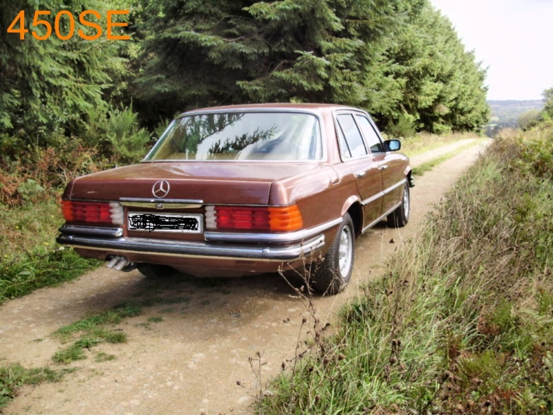 a vendre 450 SE W116 P9120035
