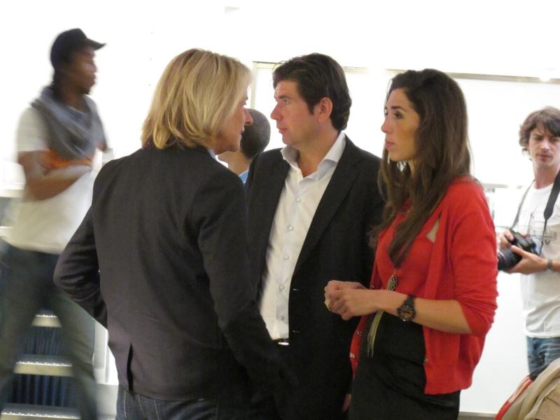 Benjamin Muller, présentation chez Colette, Paris, le 7 juin 2011 Img_2622