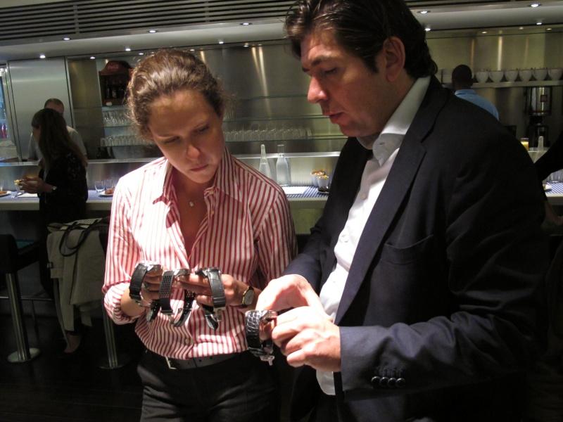 Benjamin Muller, présentation chez Colette, Paris, le 7 juin 2011 Img_2629