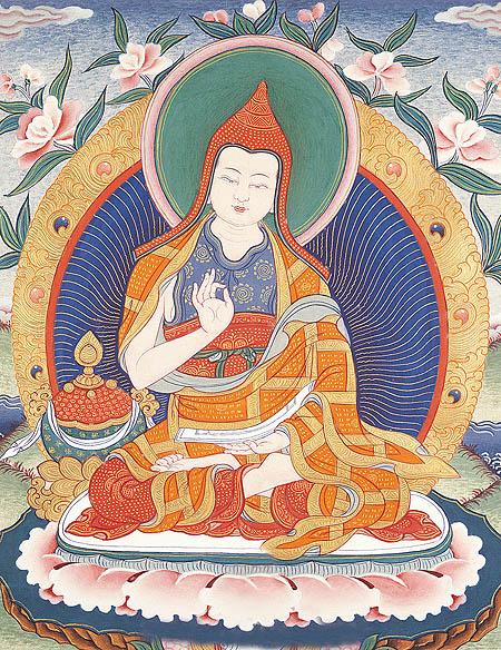 Shantideva : Boddhisattva parfait Art-sh10