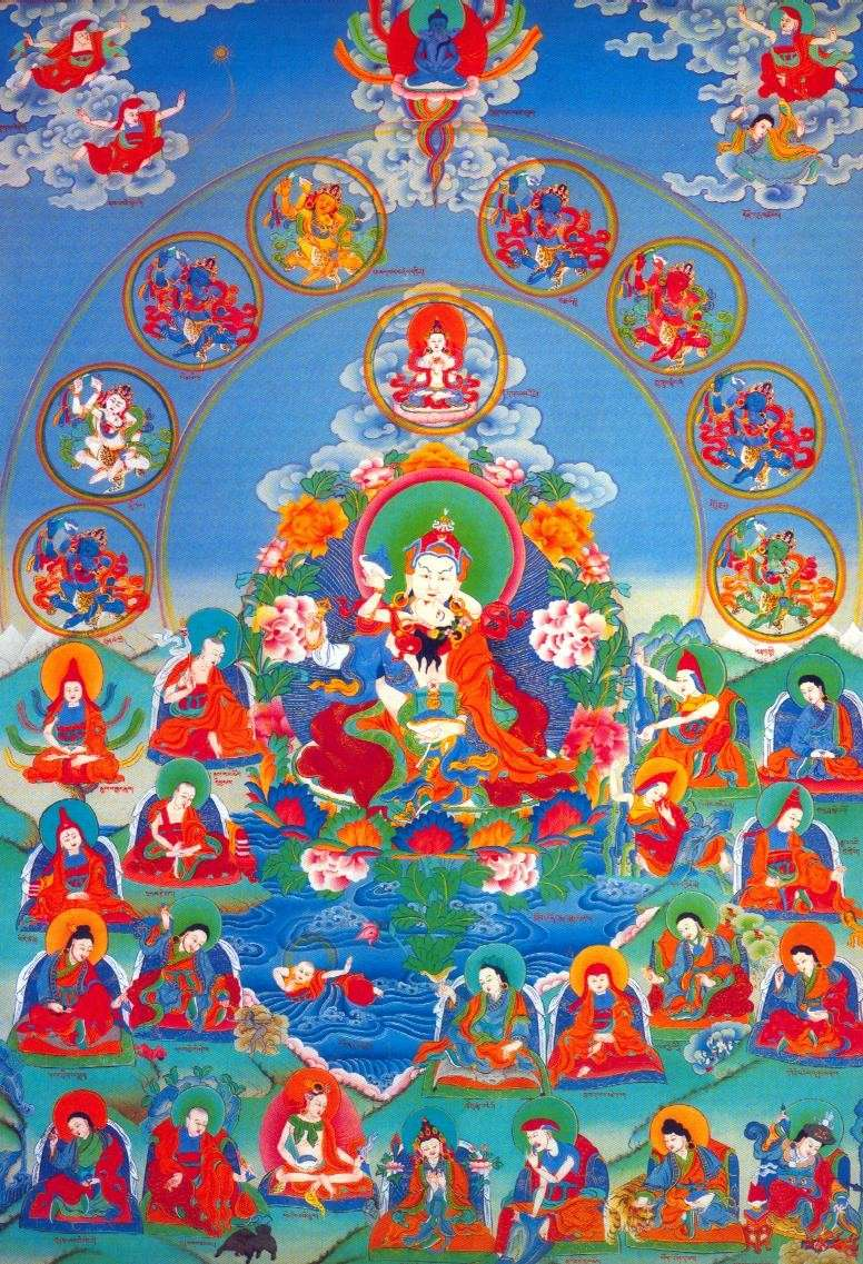 lama - Lama Zopa Rinpoché Padmas10