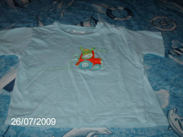 TEE SHIRT TAILLE 12 MOIS 1 3 ANS 47976_11
