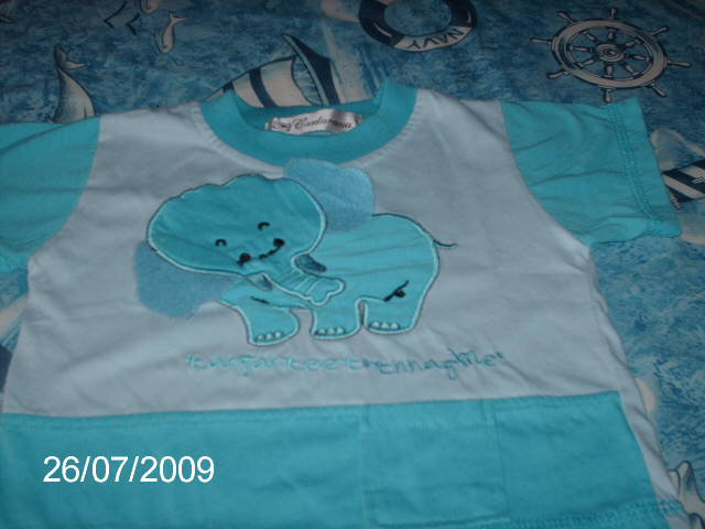 TEE SHIRT TAILLE 12 MOIS 1 3 ANS 47976_12