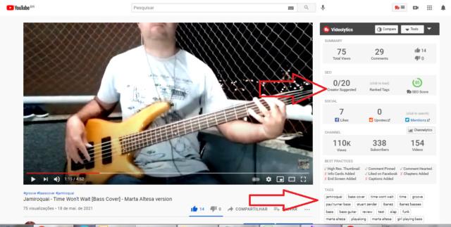 [Dica 05] O sequestro de palavras-chaves do youtube Yt11