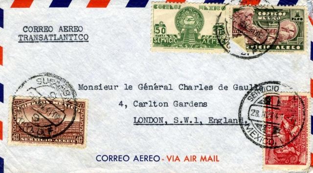 LES ENVELOPPES DE GAULLE DE GROBAREK De_gau29
