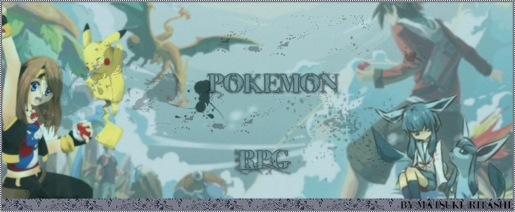 .:: Rpg Pokémon ::.