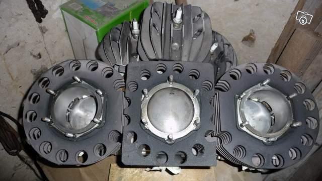 moteur 2 temps tri-cylindres 02588710