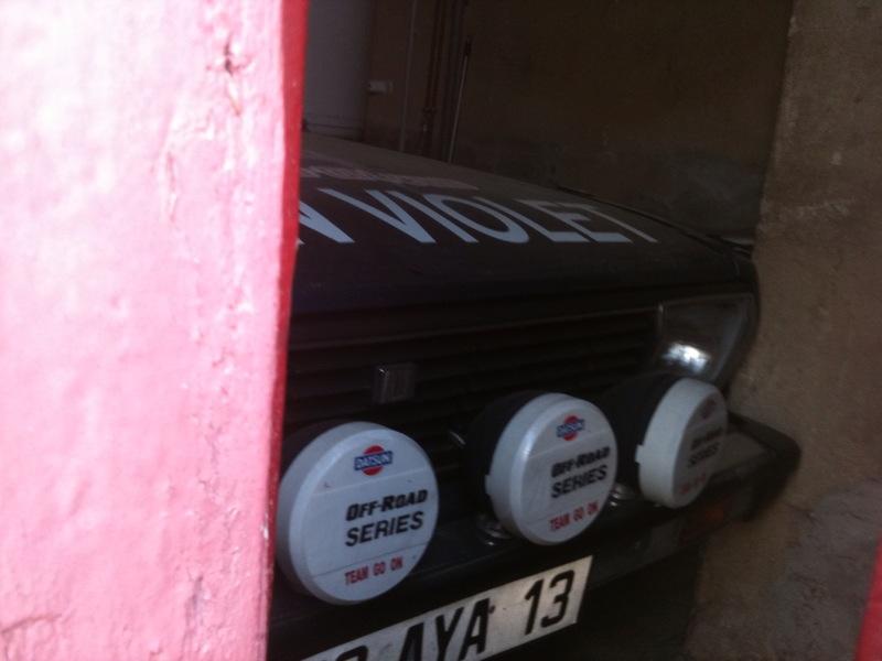 160J SSS  1 de + a l'abri - Page 2 Datsun12