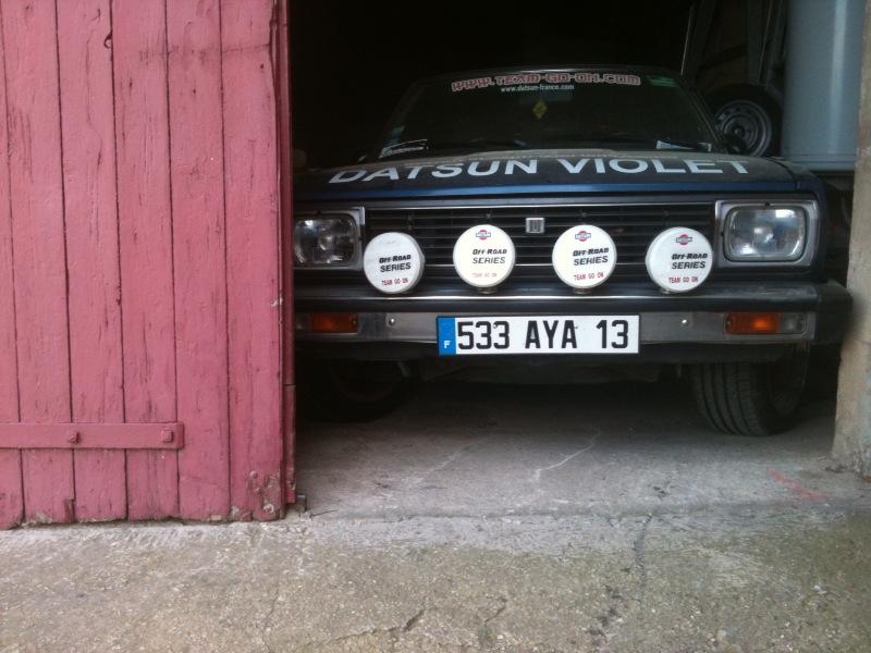 160J SSS  1 de + a l'abri - Page 2 Datsun13