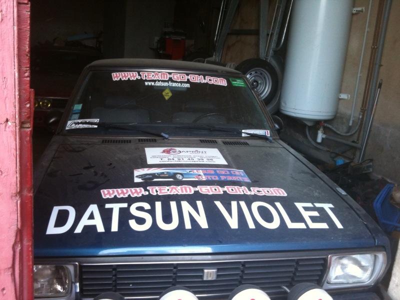 160J SSS  1 de + a l'abri - Page 2 Datsun14