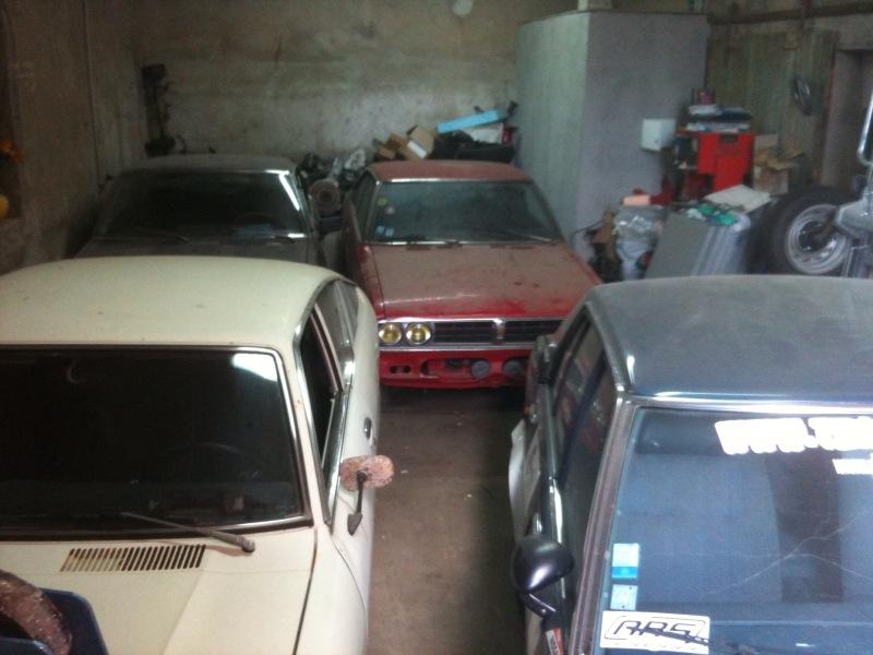 160J SSS  1 de + a l'abri - Page 2 Datsun15