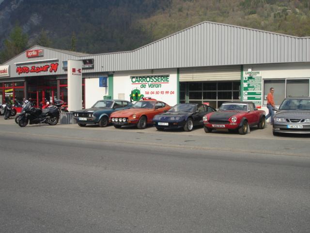 Le garage de Haute Savoie ... - Page 2 Dsc02611
