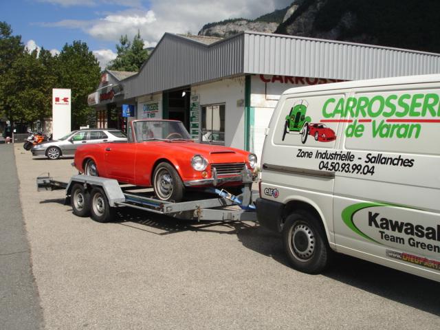 Le garage de Haute Savoie ... - Page 2 Dsc02810