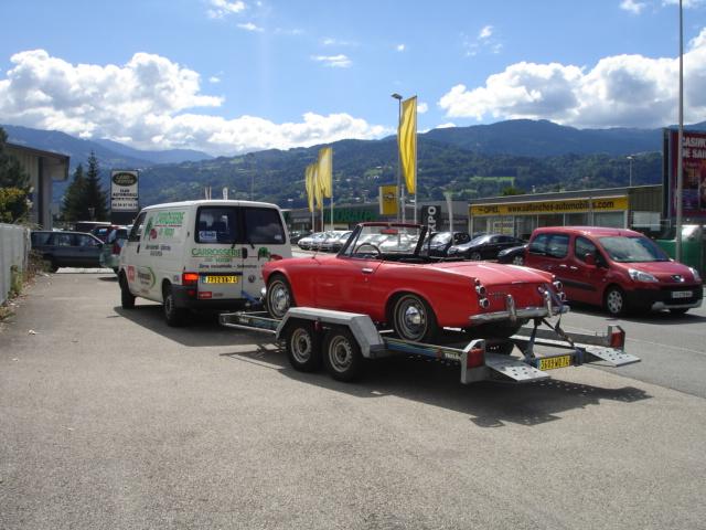 Le garage de Haute Savoie ... - Page 2 Dsc02811
