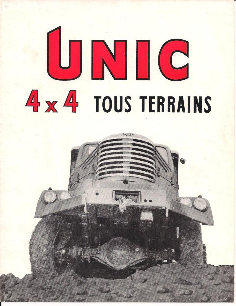 Pub et catalogues UNIC - IVECO Unic_410