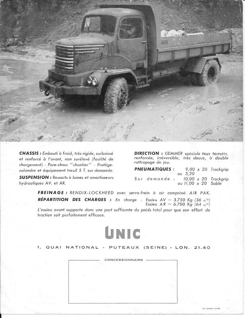 Pub et catalogues UNIC - IVECO Unic_413