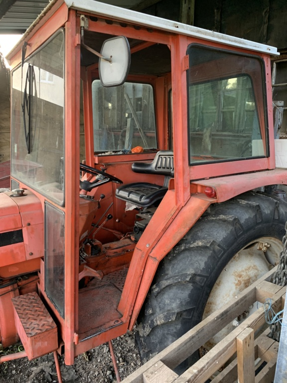 Portes cabine Renault 651 0846d410