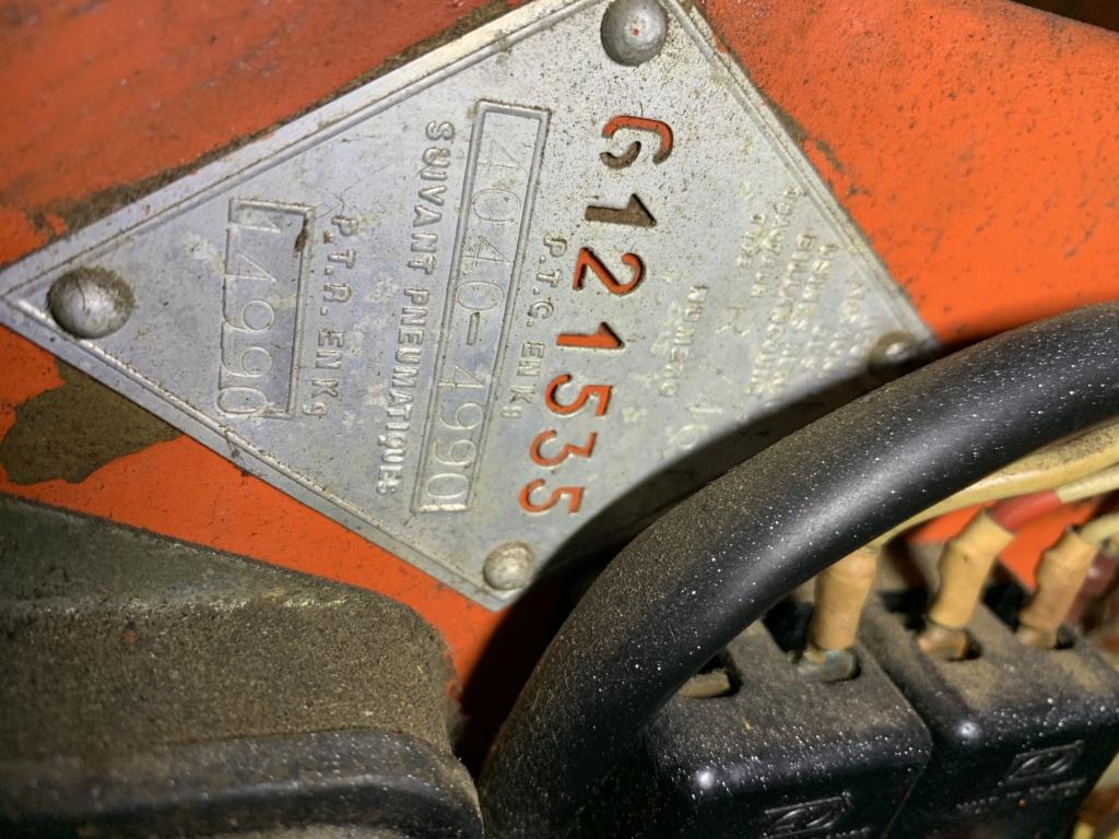 Porte cabine 651 Ecc33310