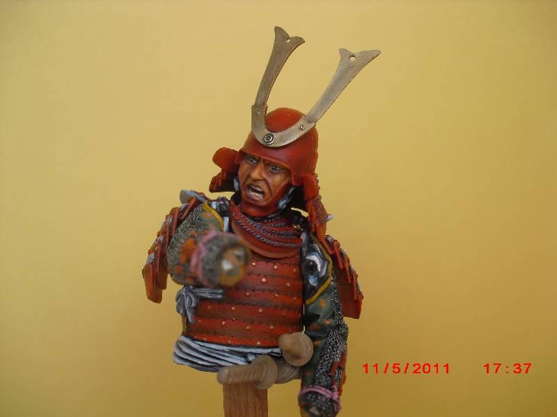 samouraï période azuchi momoyama Cimg1410